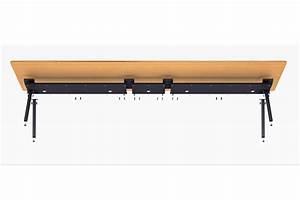 De Vorm Big modulair tafelprogramma kantinetafel