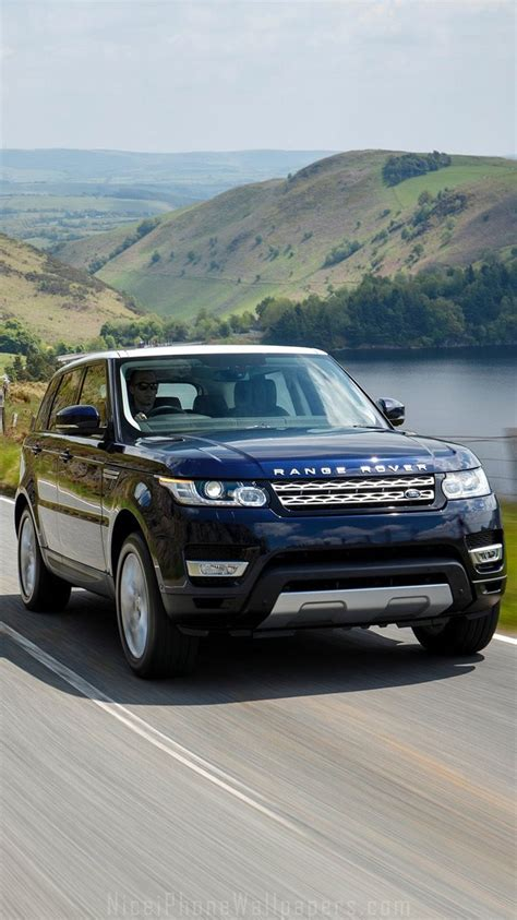 Black Range Rover Iphone Wallpaper by 2014 Land Rover Range Rover Sport Iphone Wallpapers Cars
