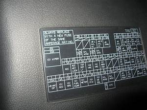 Fuse List And Box Cover Picture