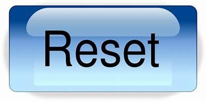 Button Close Reset Clip Clipart Icons Start