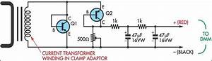 Cheap Ac Current Measurement Circuit Diagram