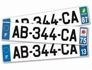 Ou Trouver Des Autocollants Pour Plaque D Immatriculation : guide lutte contre les fausses plaques d immatriculation ~ Gottalentnigeria.com Avis de Voitures