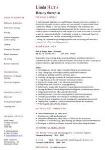 web design resume template microsoft word beauty therapist resume sle resumes design