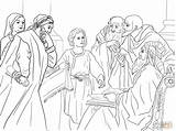 Jesus Temple Coloring Boy Pages Printable Bible Crafts Drawing Drawings Boys Sunday Colouring Children Supercoloring Activity Lesson Luke Childhood Preschool sketch template
