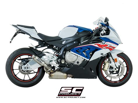 Bmw S1000rr '17 Exhausts Scproject