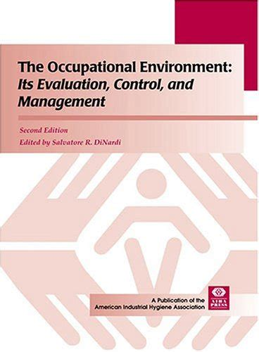 occupational environment  evaluation control