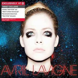Avril Lavigne (Deluxe Edition) - Avril Lavigne mp3 buy ...