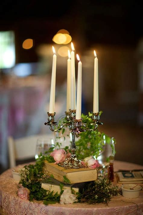 45 Candlestick Centerpieces That Will Light Up Your