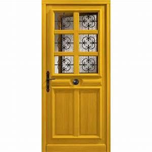 porte d entree avec fenetre le mans design With porte d entrée pvc avec salle de bain bois brut