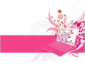 powerpoint 2010 designs floral laptop powerpoint design ppt backgrounds templates