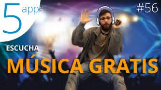 Aplicaciones Para Escuchar Música Gratis Youtube
