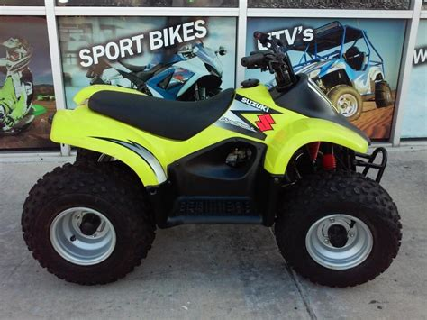 Suzuki Quadsport 50 by 2005 Suzuki Lt 50 Motorcycles For Sale