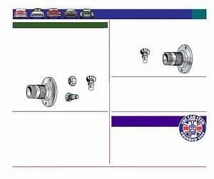 Favourite Parts For Triumph  Wire Wheel Hub Adaptors  Tr3a  Tr3b  Tr4  Tr4a  Tr250  Tr6 Wire
