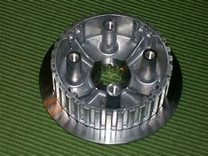 Kawasaki Kx80 Kx85 Kx100 Kx 80 85 100 Engine Clutch Basket Center Hub 13087