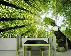 Photo Wall Mural FOREST DREAMS 400x280 wall decor ...