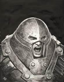 Juggernaut Comic Book Art
