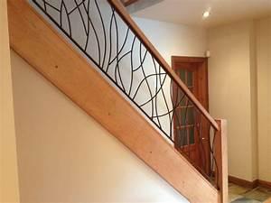 Escalier Moderne Pas Cher : cuisine glamorous rampe d 39 escalier interieur rampe d ~ Premium-room.com Idées de Décoration