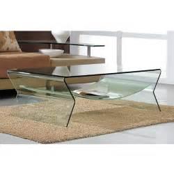 Petite Table En Verre : table basse salon verre petite table basse rectangulaire maison boncolac ~ Teatrodelosmanantiales.com Idées de Décoration