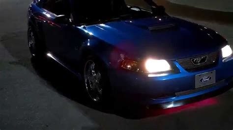 Custom 2000 Ford Mustang Gt By Jrwillis Youtube