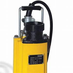Wacker Ps3 2200 3 U0026quot  Submersible Pump 220v  Contractors Direct