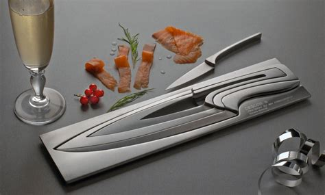 expensive kitchen knives deglon meeting nested knife set the green head