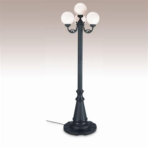 how to install a post light how to install an outdoor light post garden l post style