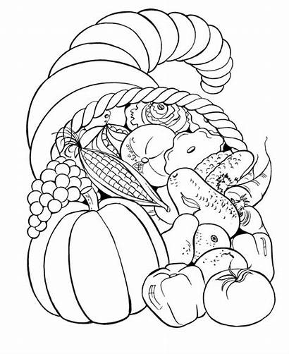 Coloring Pages November Printable Adult Sheets Thanksgiving