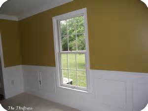Wainscoting Picture Frame Wall Trim Images