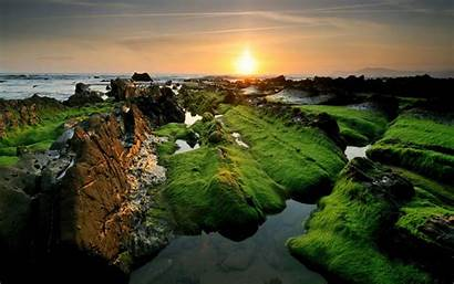 India Nature Wallpapers Beauty Indian Beach Shore