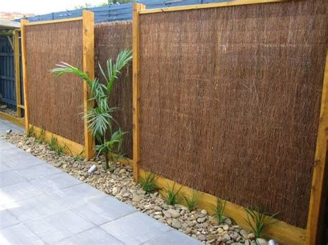 garden screening bamboo creative outdoor privacy screens garden screens ideas view topic any garden designing