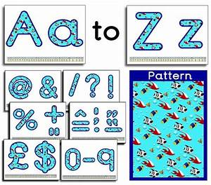 10 best images about display teaching resources on for Display lettering