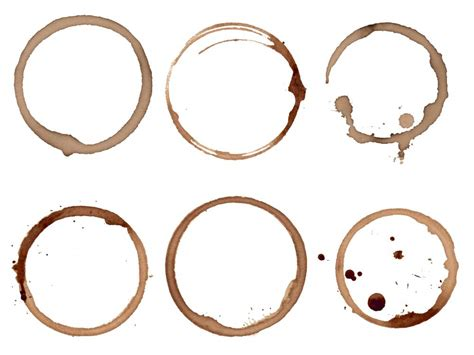 6 Coffee Stain Rings (png Transparent) Scooter's Coffee Times Scooters Rochester Mn Storm Lake Iowa Cleaning Maker Clr Your With Baking Soda A Denture Tablets Large Jagong Sumatra