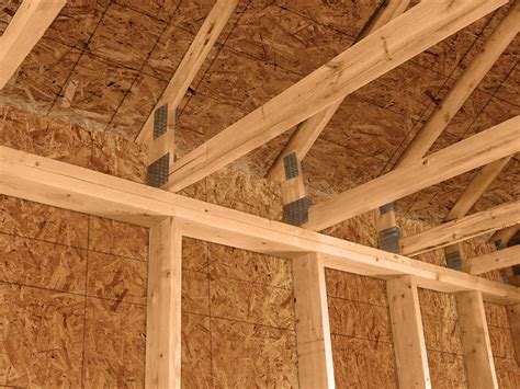 raised heel truss design new guide for building with raised heel trusses pro builder