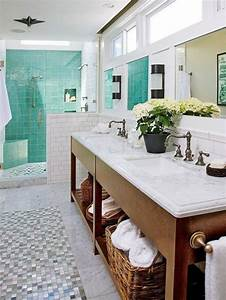 35 Awesome Coastal Bathroom Designs