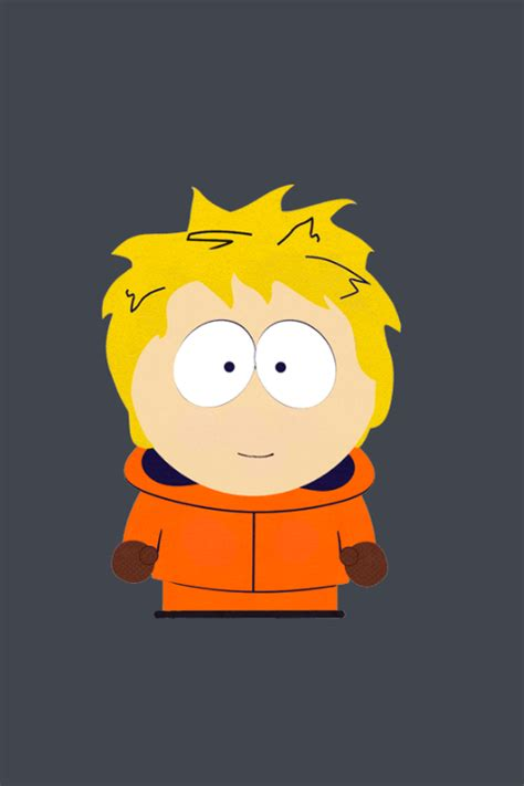south park kenny mccormick anime cosplay wig fairypocket