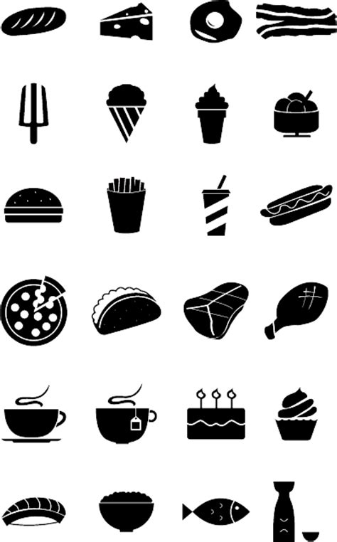 vector files endless icons