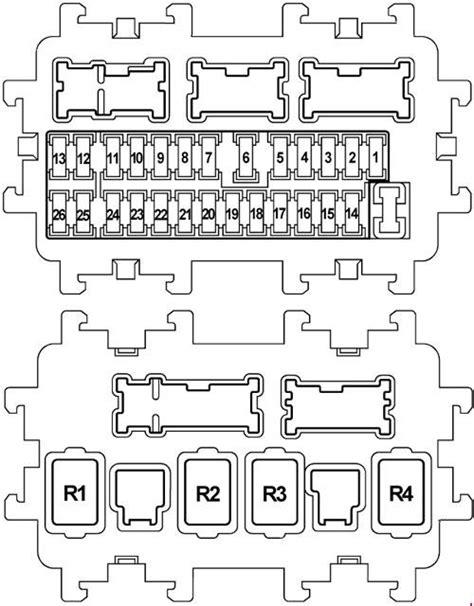Infiniti Fuse Box Diagram Auto