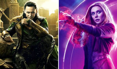 The Wertzone Disney Planning Loki And Scarlet Witch Tv