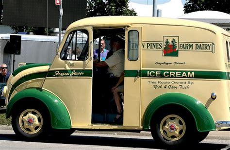 vintage milk truck amazing classic cars