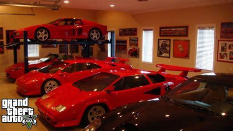 Gta V 60 Car Garage by Gta 5 Real Mod 201 My New 60 Car Garage