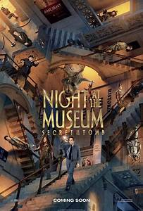 Night At The Museum 3  2014  Movie Trailer  Release Date