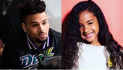 Chris Brown Daughter His She He Dancing