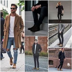 L Homme Tendance : chelsea boots pour homme l gance fine chaussures ~ Carolinahurricanesstore.com Idées de Décoration