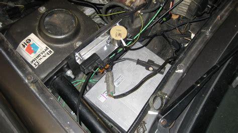 siege gt turbo bec zzr1400 inside un moteur de moto dans une caisse de