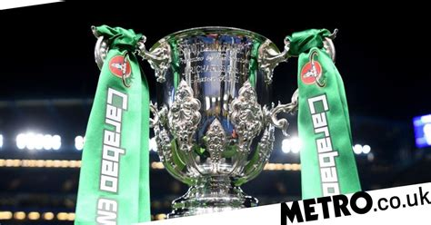 When is the Carabao Cup quarter-final draw, how to watch ...