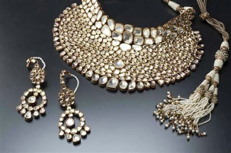 Indian Bridal Kundan Jewellery Sets 2018 With Price