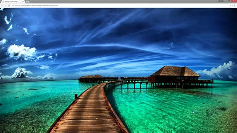 Background In Html How To Put Background Image In Html And Css