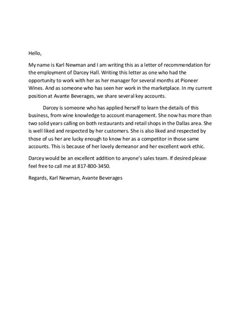recommendation letter for ideas au pair cover