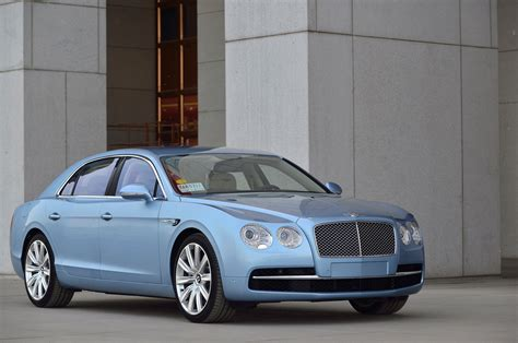 Bentley Flying Spur Photo by Bentley Flying Spur Photos Informations Articles