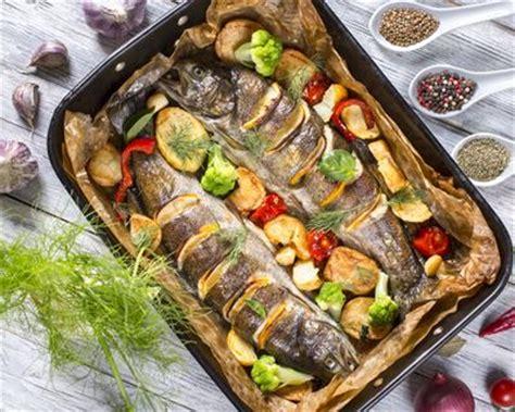 cuisine bar poisson recette bar au four facile rapide
